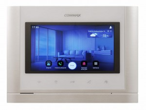 Monitor Smart Wi-Fi wideodomofonu Commax CMV-70MX