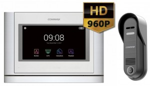 Wideodomofon HD Commax DRC-4CP CDV-704MA