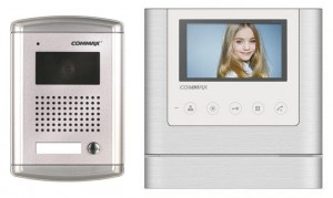 Wideodomofon Commax CDV-43M DRC-4CAN podtynkowy