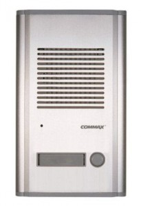 Panel bramowy domofonu Commax DR-201A